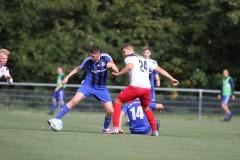 SV 06 Oetinghausen (blau) - SG FA Herringhausen/Eickum 2:0